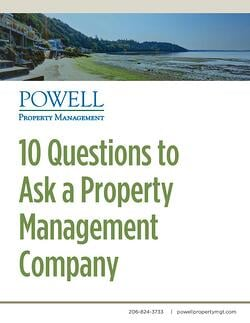 10 Questions to Ask a Property Management Company
