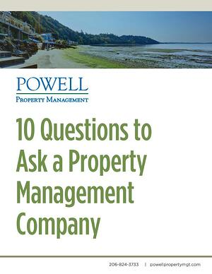 10 Questions to Ask a Property Management Company Guide