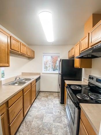 EG124 kitchen