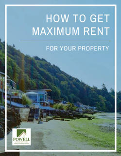 How to Get Maximum Rent for Your Property