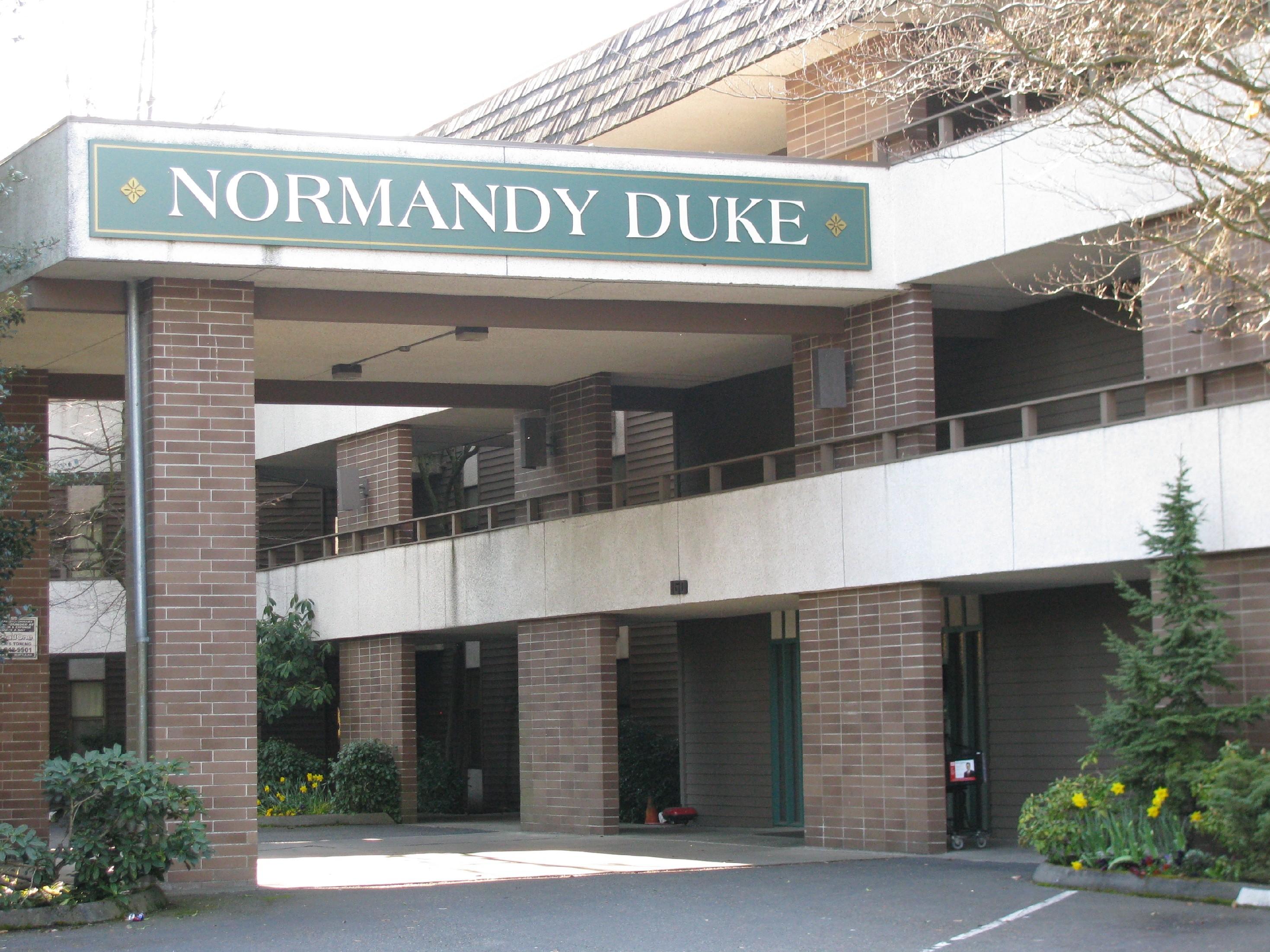 Normandy Duke Exterior